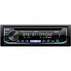 JVC Autoradio Bluetooth - CD - USB - Variocolor KD-DB902BT