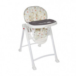 GRACO Chaise haute Contempo Ted & Coco