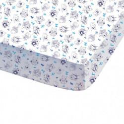 YO-KAI WATCH GAN Drap housse 100% coton 90x190 cm