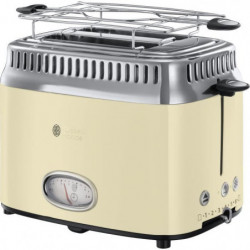 RUSSELL HOBBS 21682-56 - Toaster Retro - 2 fentes - 1300 W