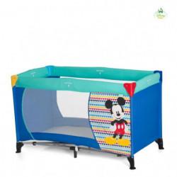 MICKEY MOUSE Lit Parapluie Bébé Dream'n Play Geo Blue
