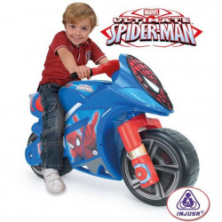 INJUSA Porteur Moto Winner - Ultimate SPIDERMAN