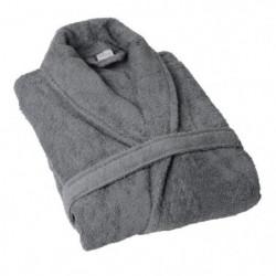 JULES CLARYSSE Peignoir Classic - S/M - 100% coton tissé