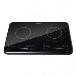 BRANDT TI2FSOFT Table de cuisson posable 2 foyers a induction