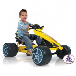 INJUJA Go Kart a Pédales enfant Arrow