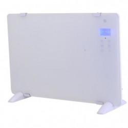 DX DREXON Chauffage rayonnant verre mobile Noé 1500W blanc