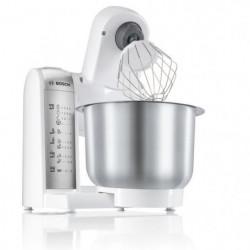 BOSCH MUM48W1 Robot pâtissier 600 W - Gris/Argent
