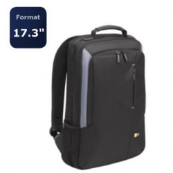 """Sac ordinateur 17 - 17,3'' - Case Logic Value Backpack 17"""""""