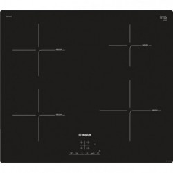 BOSCH PUE611BB1E Table de cuisson induction - 4 foyers - 4600W