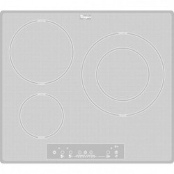 WHIRLPOOL ACM680NEWH - Table de cuisson induction - 3 zones