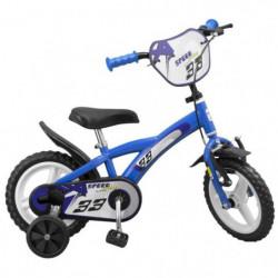 """Vélo 12"""" Speed - Garçon - Bleu"""