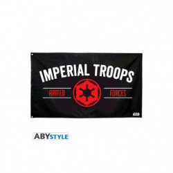 Drapeau Star Wars - Empire (70x120) - ABYstyle