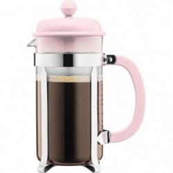 BODUM CAFFETTIERA Cafetiere a piston - 8 tasses - 1 L - Rose