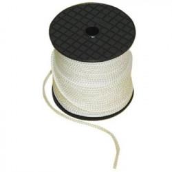 Tresse - Polypropylene - 10 mm x 100 m - Blanc