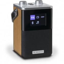ROBERTS Blutune T2 Radio réveil portable - DAB/DAB+/FM RDS