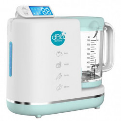 DBB Chef Robot culinaire 6 en 1 - Bleu glacier