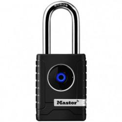 MASTER LOCK Cadenas connecté Bluetooth pour usage extérieur