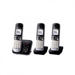 PANASONIC Téléphone résidentiel dect - TG6823 - Trio