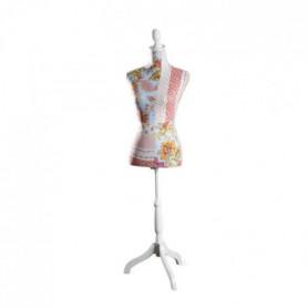 Mannequin modele 6 Athenes rose et beige