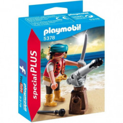 PLAYMOBIL 5378 - Canonnier des Pirates