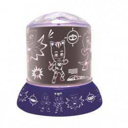 LEXIBOOK - PYJAMASQUES - Veilleuse Enfant avec Projection d'