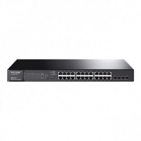 TP-LINK Smart Switch T1600G-28PS JetStream 24-Ports Gb
