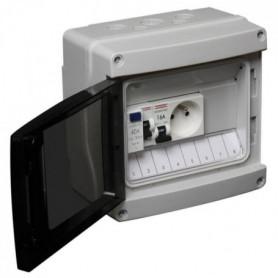 DEBFLEX Tableau électrique pré-équipé