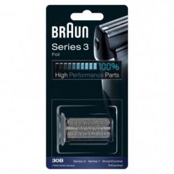Braun  30B Noire Piece De Rechange compatible avec les rasoi