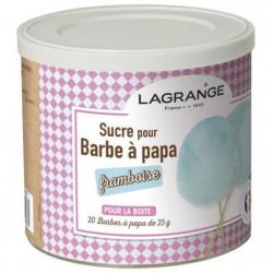 LAGRANGE 380008 Boîte de sucre a barbe a papa 500 g - Frambo
