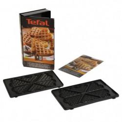 TEFAL Accessoires XA800612 lot de 2 plaques gaufrettes coeur