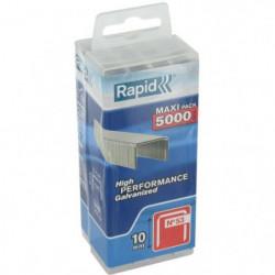 RAPID 5000 agrafes n°53 Rapid Agraf 10mm