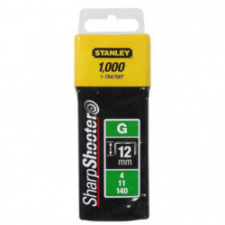 STANLEY 1000 agrafes 12mm type G