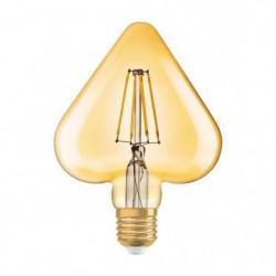 OSRAM Ampoule LED E27 coeur Vintage Edition 1906 - 4,5 W - A