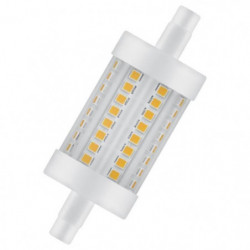 OSRAM Ampoule crayon LED 78 mm R7S 8 W équivalent a 75 W bla