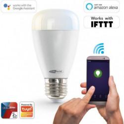 CALIBER HWL2201  Ampoule LED intelligente E27 blanc froid a