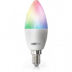 CALIBER HWL1101 Ampoule LED intelligente E14 blanc froid a b