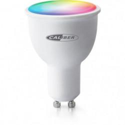 CALIBER HWL5101  Ampoule LED intelligente GU10 blanc froid a