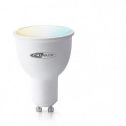CALIBER HWL5201  Ampoule LED intelligente GU10 blanc froid a