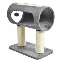 BUBIMEX Griffoir cylindre - 2 poteaux - 49 x 29 x 54 cm - Po