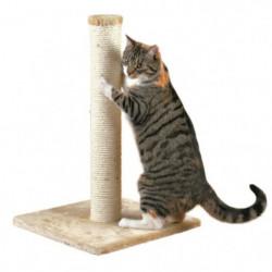 TRIXIE Parla Arbre a chat Hauteur 62 cm beige peluche et sis