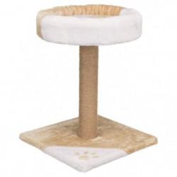 TRIXIE Arbre a chat Tarifa - 52 cm - Beige et blanc