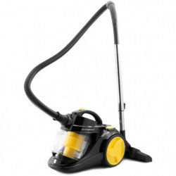 HARPER - SKOOP_YELLOW_ERP -  Aspirateur sans sac cyclonique
