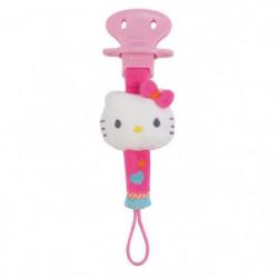 "Jemini Hello Kitty accroche tetine ""baby tonic"" +/- 20 cm"