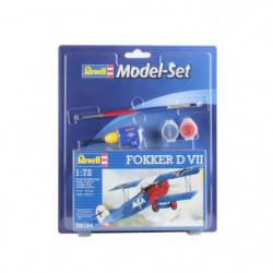 REVELL Model-Set Fokker D VII - Maquette