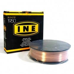 INE Bobine de fil a souder acier Mig-Mag Ø0,6 mm 5 kg