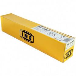 INE Lot de 115 électrodes rutiles acier Ø 4 mm L 350 mm - Ba