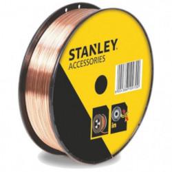 STANLEY 460616  Bobine fil plein acier pour soudure MIG/MAG