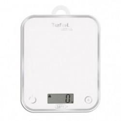 TEFAL - Balance de Cuisine Electronique Optiss - Blanc - BC5