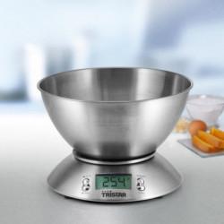 TRISTAR Balance de cuisine avec bol - KW-2436 - 2,5 L -  Ino