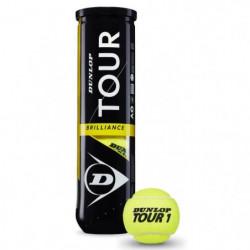 DUNLOP Balle de tennis D TB 4Pet